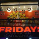 TGIフライデイズ グアム・タモン店 Tボーンステーキは絶品です。