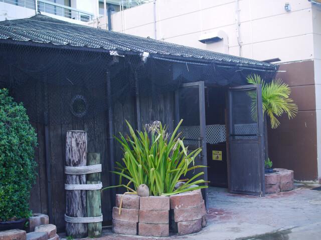 アルパンビーチクラブ ランチ小屋の画像