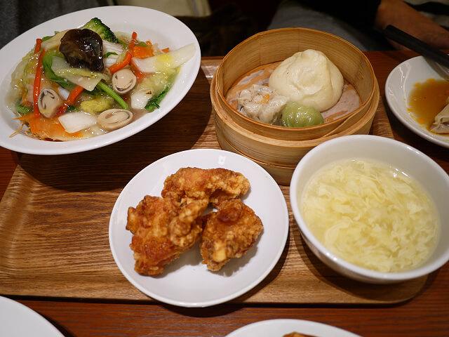 紅虎餃子房料理画像