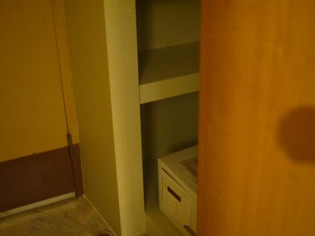 グアム・プラザホテル 金庫画像
