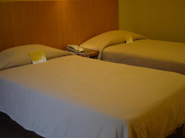 グアム・プラザホテル室内画像