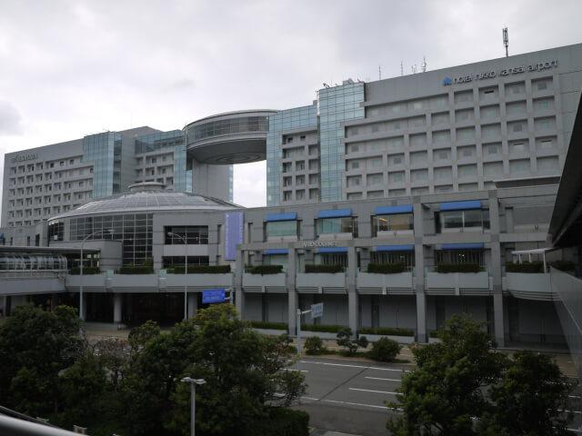 ホテル日航関西空港外観画像
