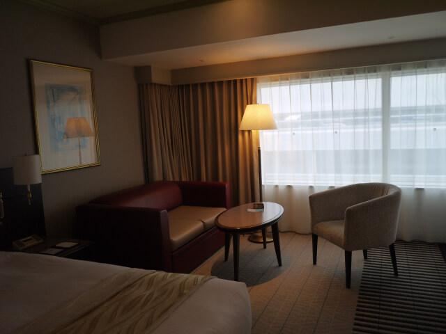 ホテル日航関西空港 宿泊記。