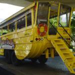 グアムの水陸両用観光バスツアー ライド ザ ダック 体験記