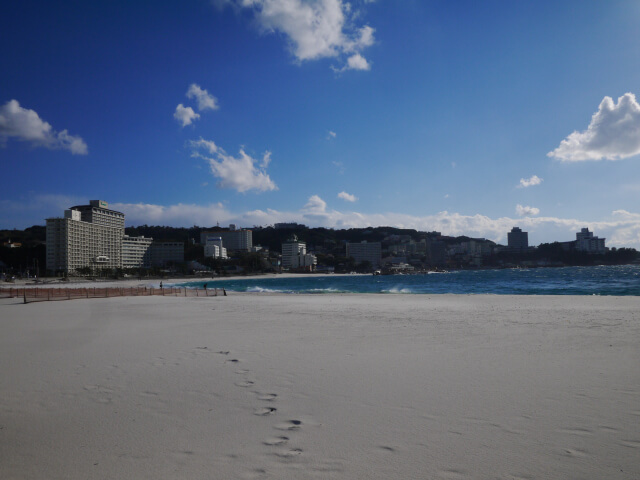 白良浜画像