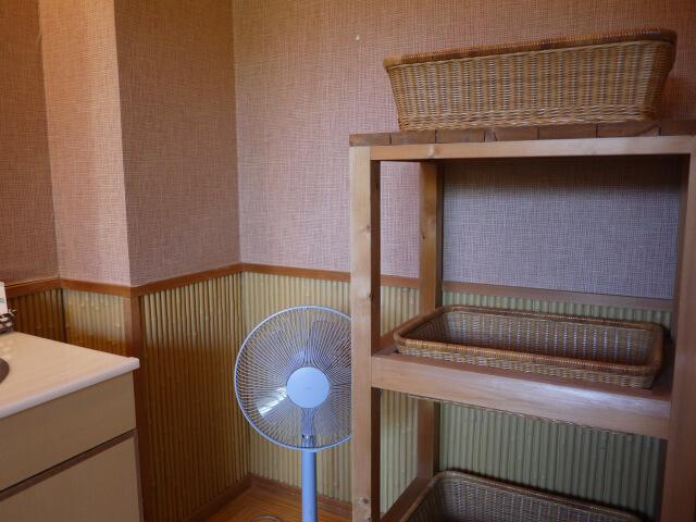 キャッスルイン玉垣 亀の湯脱衣所画像