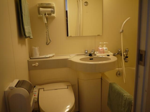キャッスルイン玉垣 室内にあるバスルーム画像