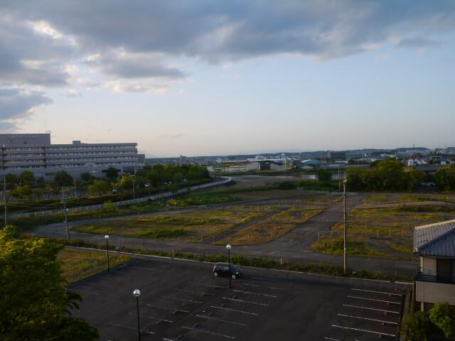 キャッスルイン玉垣 窓からの眺め画像