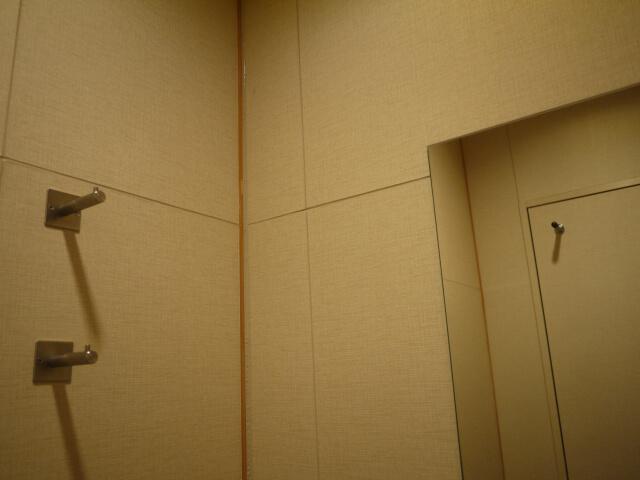 遠州豊田パーキングエリア(下り) 更衣室内画像