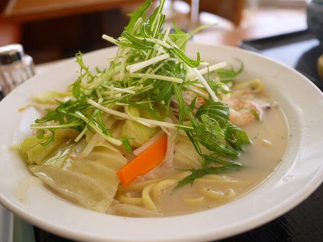 海鮮野菜ちゃんぽん画像