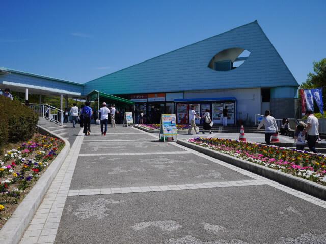浜名湖サービスエリア画像