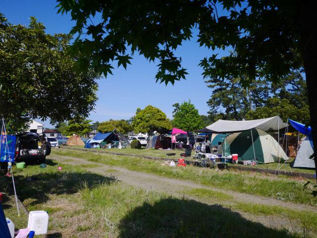 静波キャンプ場画像