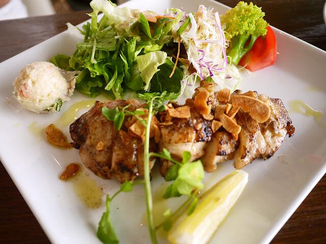 紀州 梅鶏炙りランチ画像
