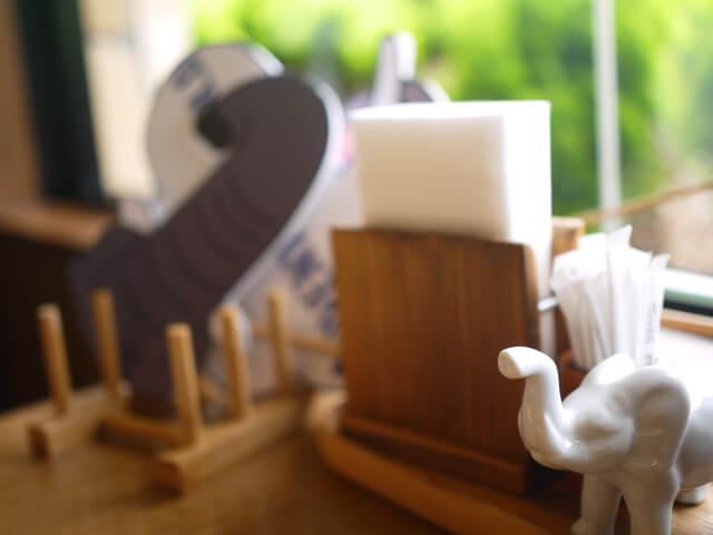 サファリレストランJambo(ジャンボ) テーブル上画像