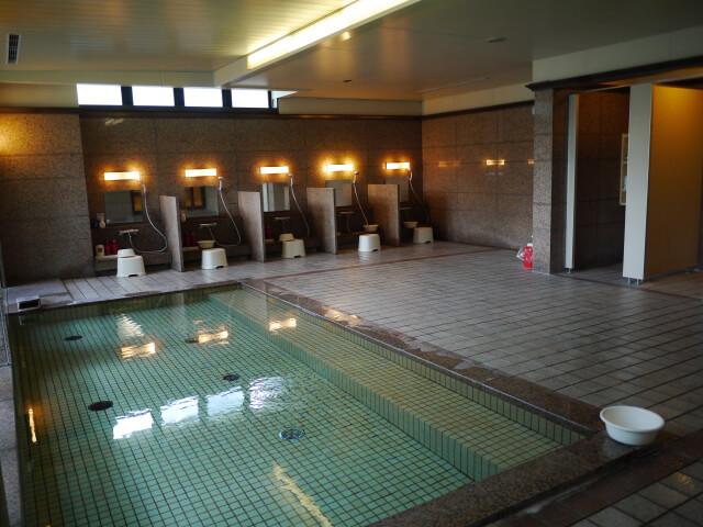 南紀白浜リゾートホテル 温泉大浴場画像
