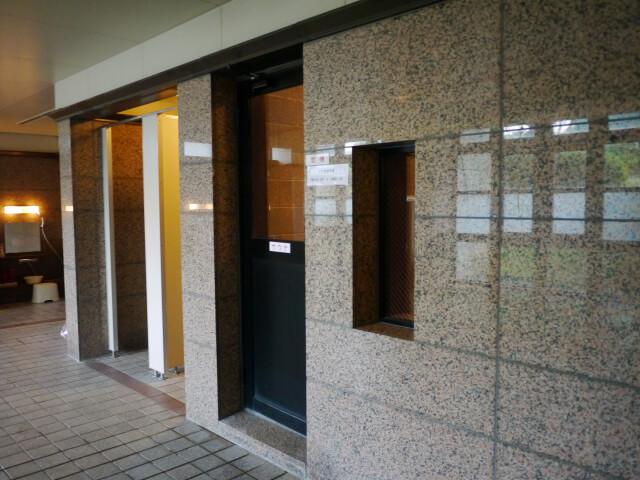 南紀白浜リゾートホテル サウナの出入り口画像