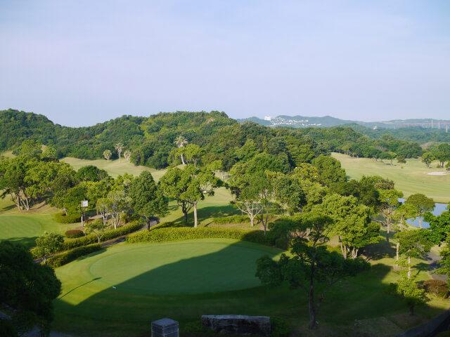 南紀白浜リゾートホテル ゴルフ場画像
