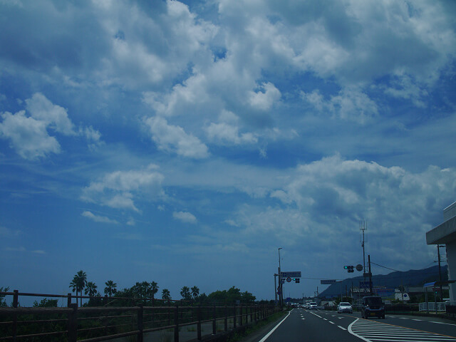 国道42号線沿い 御浜町付近の画像