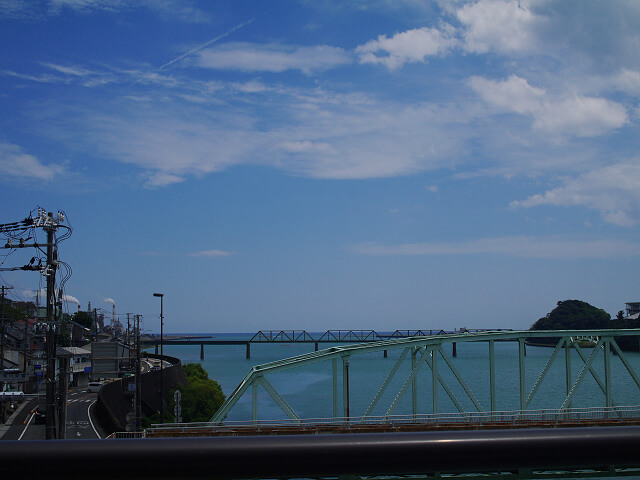 熊野大橋画像