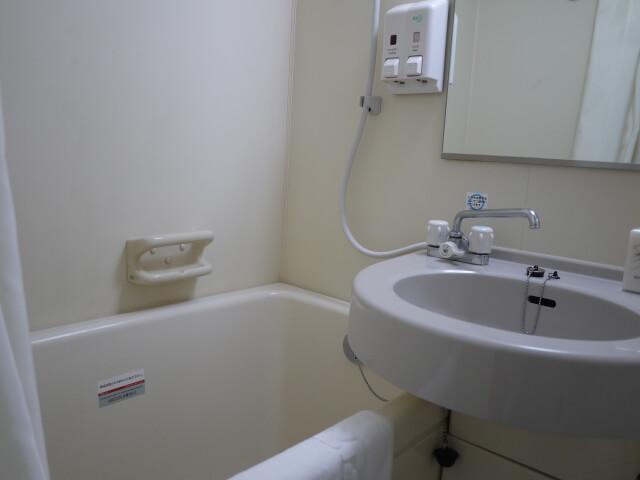 ホテルエコノ多気 バスルーム画像