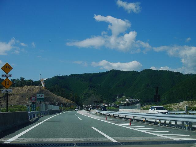 熊野尾鷲道路画像