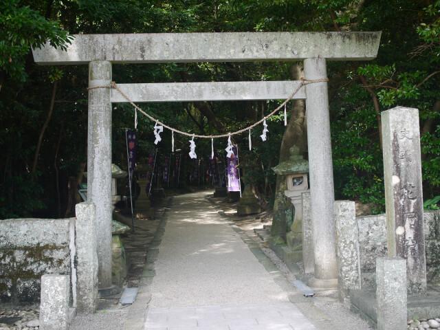 花の窟神社画像