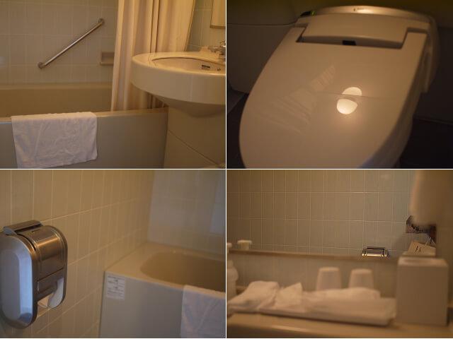 ホテルなみ トイレ・バスルーム画像