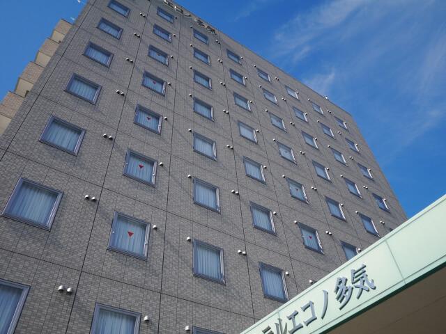 ホテルエコノ多気外観画像