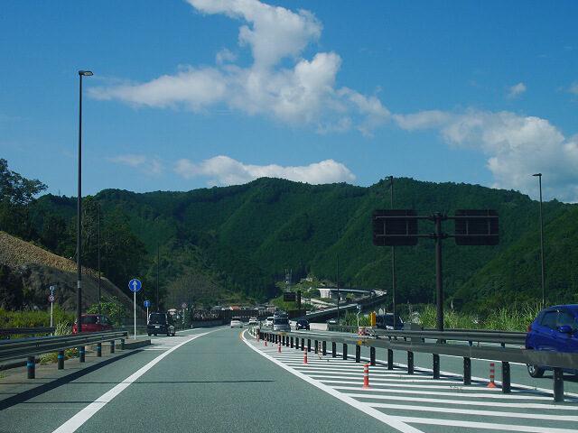 紀勢自動車道画像