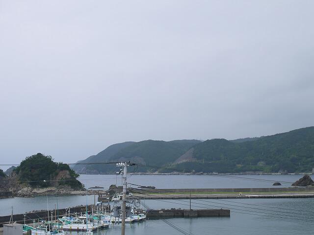 熊野街道 海岸沿いの画像