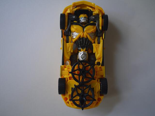 バンブルビーTLK-01 ビーグルモード底面画像