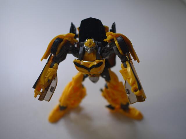 バンブルビーTLK-01 変形画像