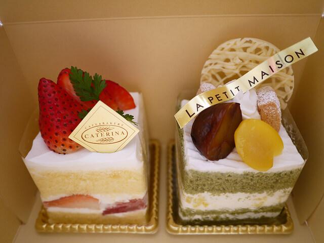 和歌山マリーナシティホテル カテリーナのケーキ画像