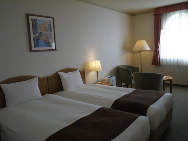 和歌山マリーナシティホテル スタンダードツインルーム画像