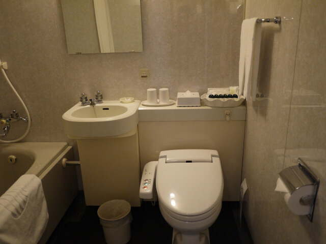 和歌山マリーナシティホテル バス&トイレルーム画像