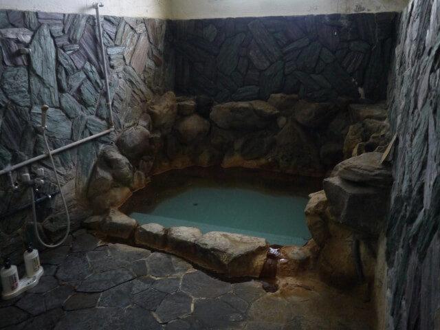 民営国民宿舎ホテルシラハマ  温泉画像