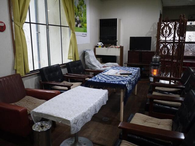 民営国民宿舎ホテルシラハマ ロビー画像