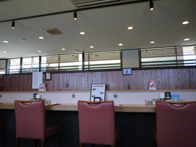 ステーキテキサス南紀白浜店 カウンター席画像