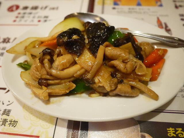 中国食彩渓泉 ホルモン炒め画像