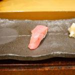 音羽茶屋伊丹店にてランチの寿司コースを味わう。