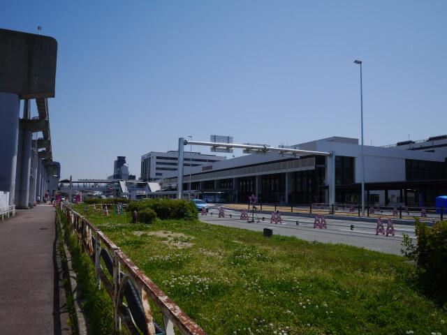 伊丹空港外観画像