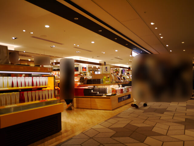 伊丹空港 2階フロア画像