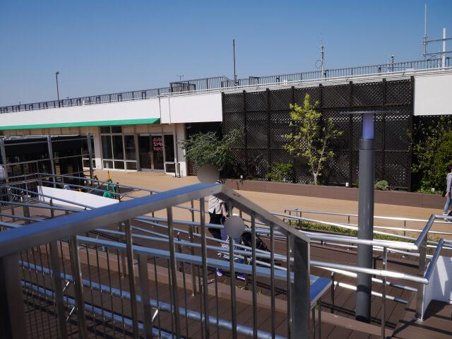 伊丹空港 展望デッキ画像