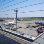 リニューアルオープンした伊丹空港に遊びに行って来ました。