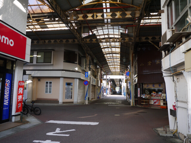 勝浦商店街画像