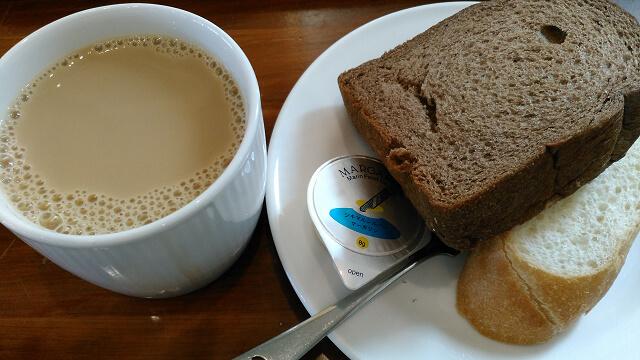 ホテル&レンタカー660 朝食画像