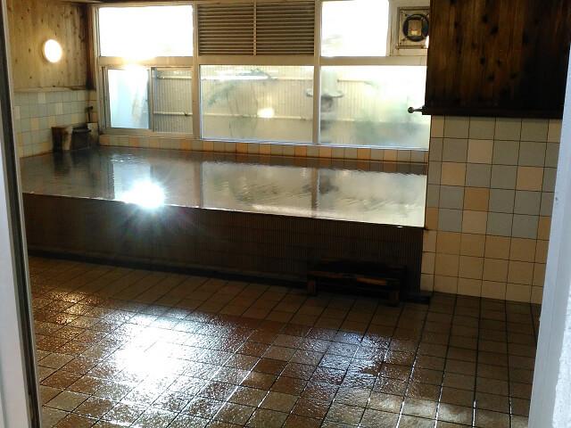 ホテル&レンタカー660 温泉大浴場画像