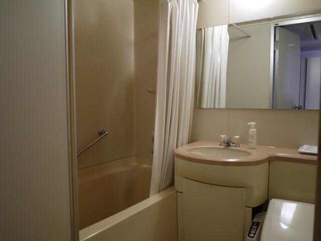 ホテル&レンタカー660 トイレ&バスルーム画像