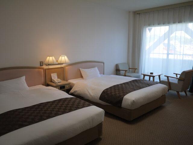 ホテル&レンタカー660 ツインルーム画像