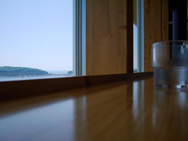 南紀すさみ恵み食堂 蒼海 カウンターテーブル画像